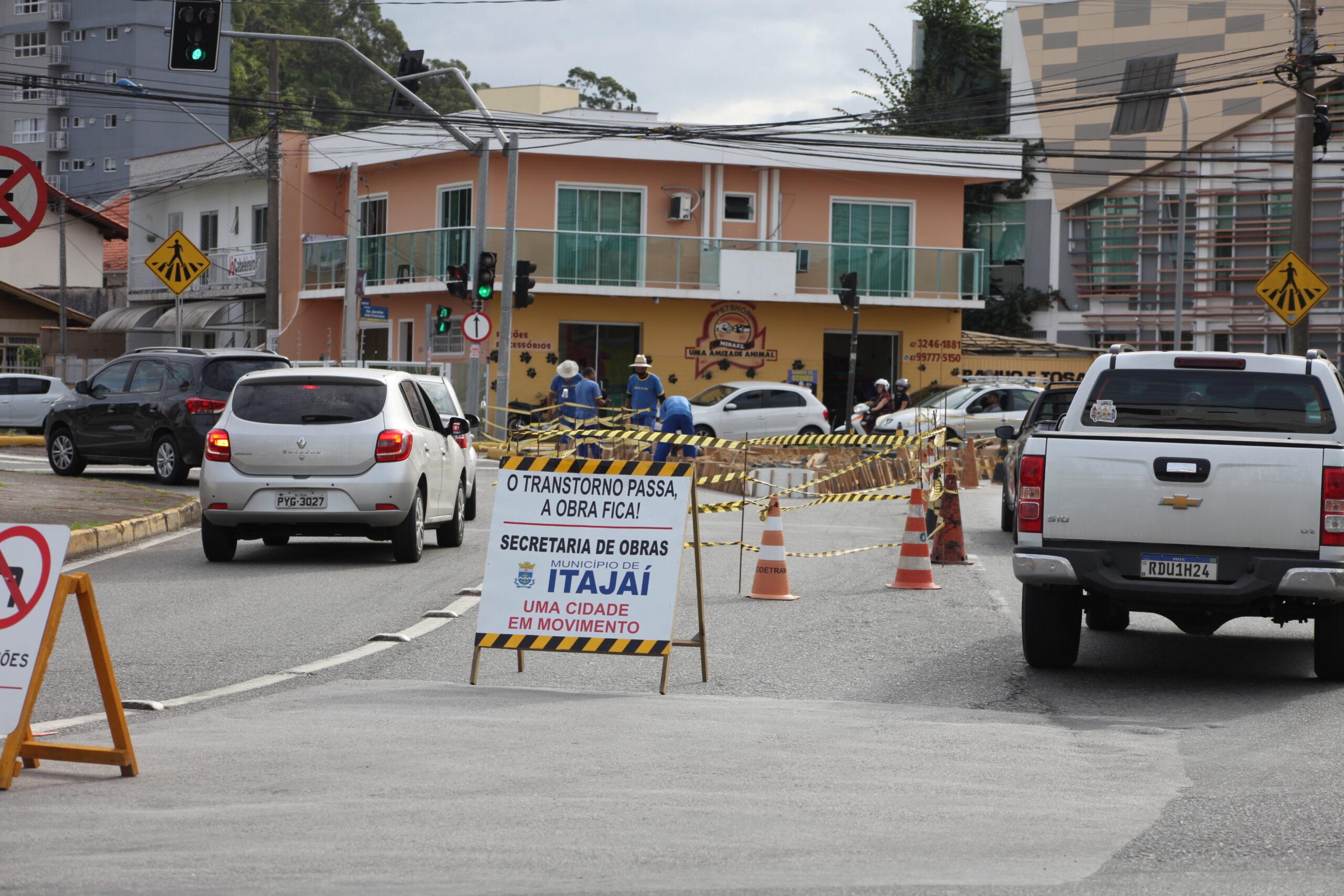 Transformações no Trânsito de Itajaí: ganhará novas pistas e facilitará a fluidez no trânsito