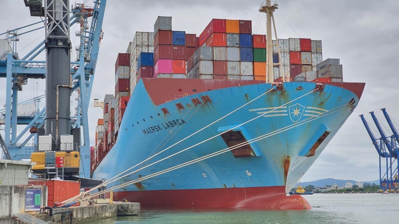 Porto em ASCENSÃO: Complexo Portuário de Itajaí e Navegantes alcança maior movimentação já registrada