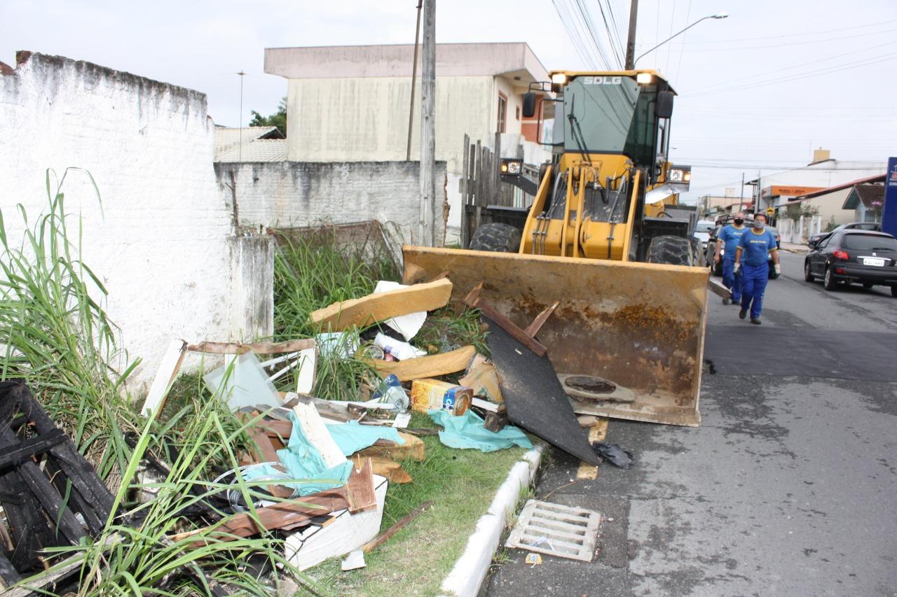 Itajaí: Mutirão de limpeza e combate à dengue iniciará pelo Cidade Nova nesta terça-feira
