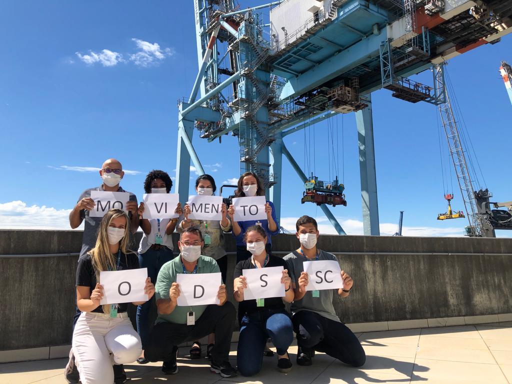 Sustentabilidade: Porto de Itajaí ingressa no Movimento ODS Santa Catarina