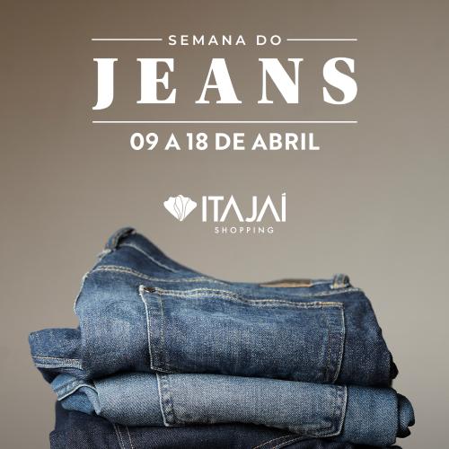 Semana do Jeans celebra a versatilidade do tecido no Itajaí Shopping
