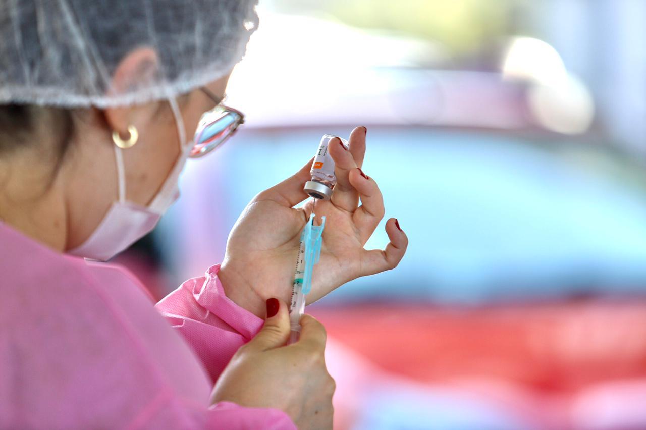 Florianópolis já tem mais vacinados do que confirmados com a Covid desde o início da pandemia