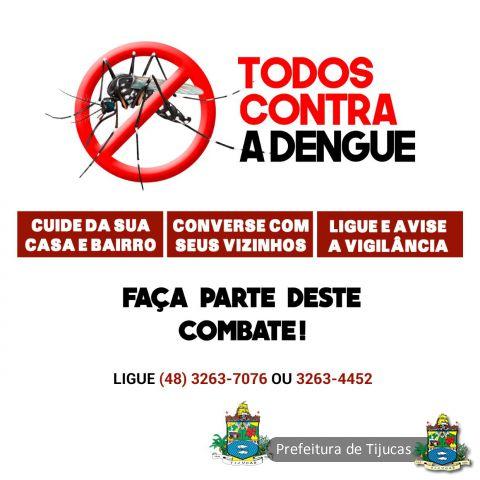 Saúde e Comunidade: Dengue está sob controle em Tijucas graças a um trabalho conjunto