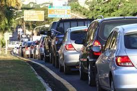 Balneário Camboriú: na quinta-feira trânsito com desvio devido à obra no viaduto da Rua 3.700 na passagem sob a BR-101/SC no Km135