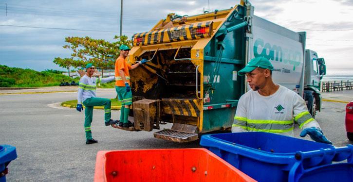 Floripa SUSTENTÁVEL: com reforma na Comcap, Prefeitura economiza quase R$ 2 milhões em três meses na coleta de lixo
