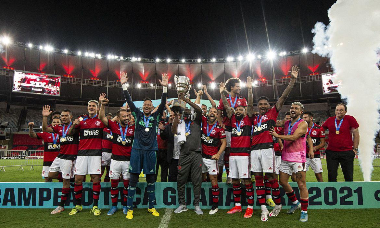 Flamengo é campeão da Taça Guanabara: com gols de Michael e Vitinho, Fla se garante em primeiro