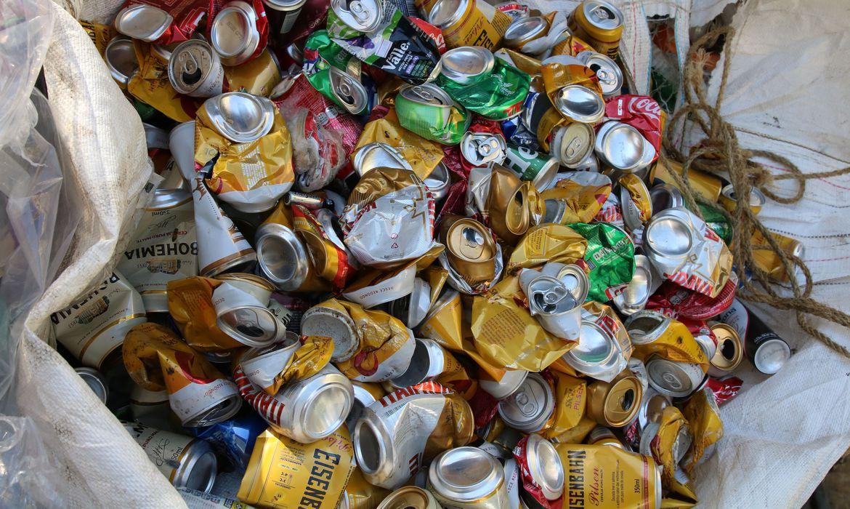 Meio Ambiente: Brasil fecha 2020 entre os maiores recicladores de latas de alumínio