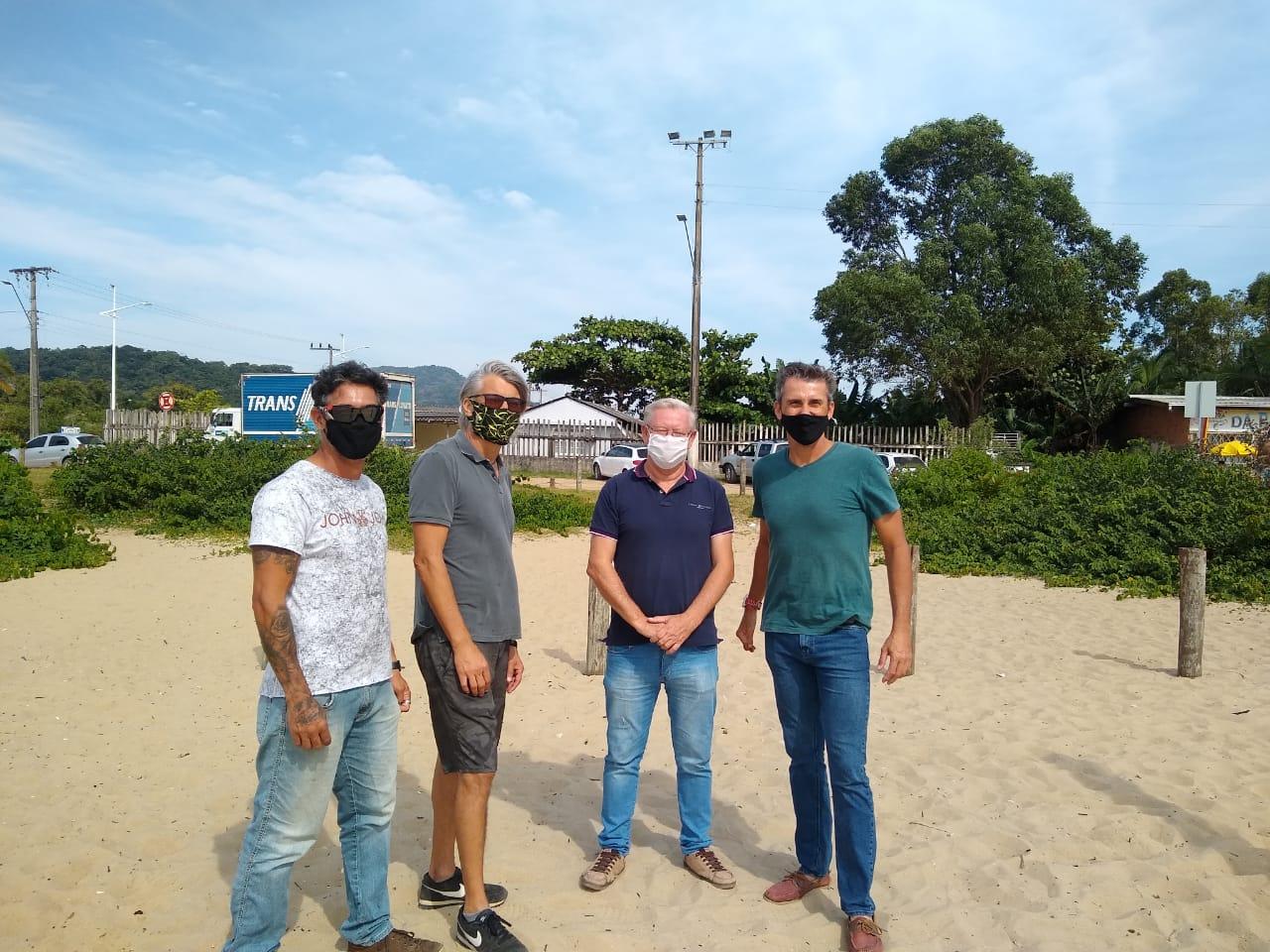 Turismo de AVENTURA: Balneário Piçarras se prepara para implantar mais um atrativo turístico, o parapente motorizado