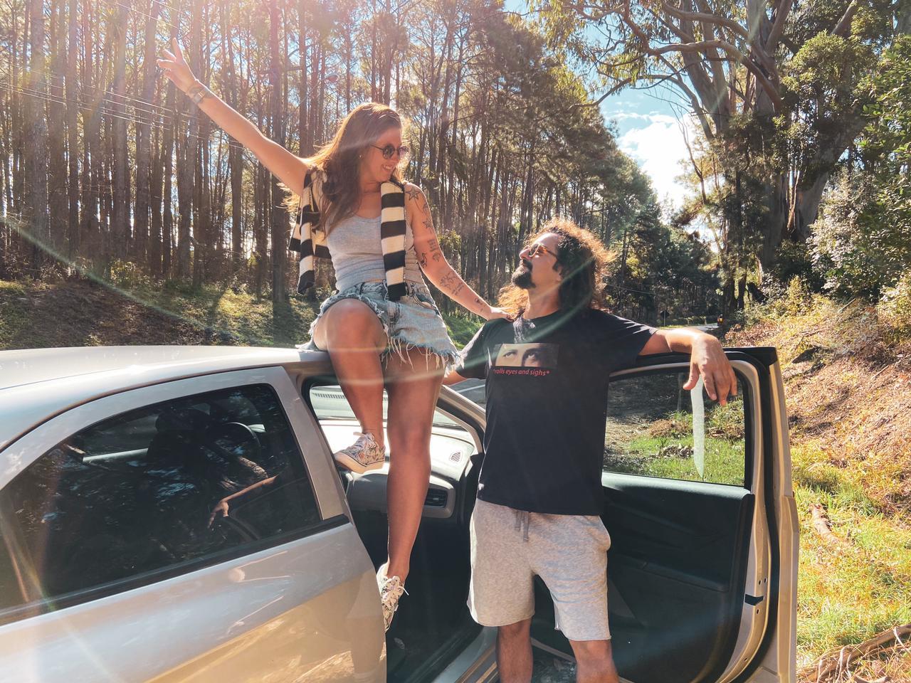 Paixão VIAJAR: Casal de Florianópolis embarca em novo projeto para desbravar o Brasil de carro