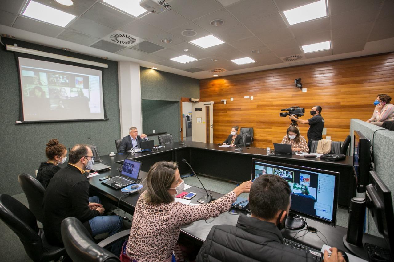 Audiência pública: Fabiano da Luz destaca deliberações para saúde mental em SC