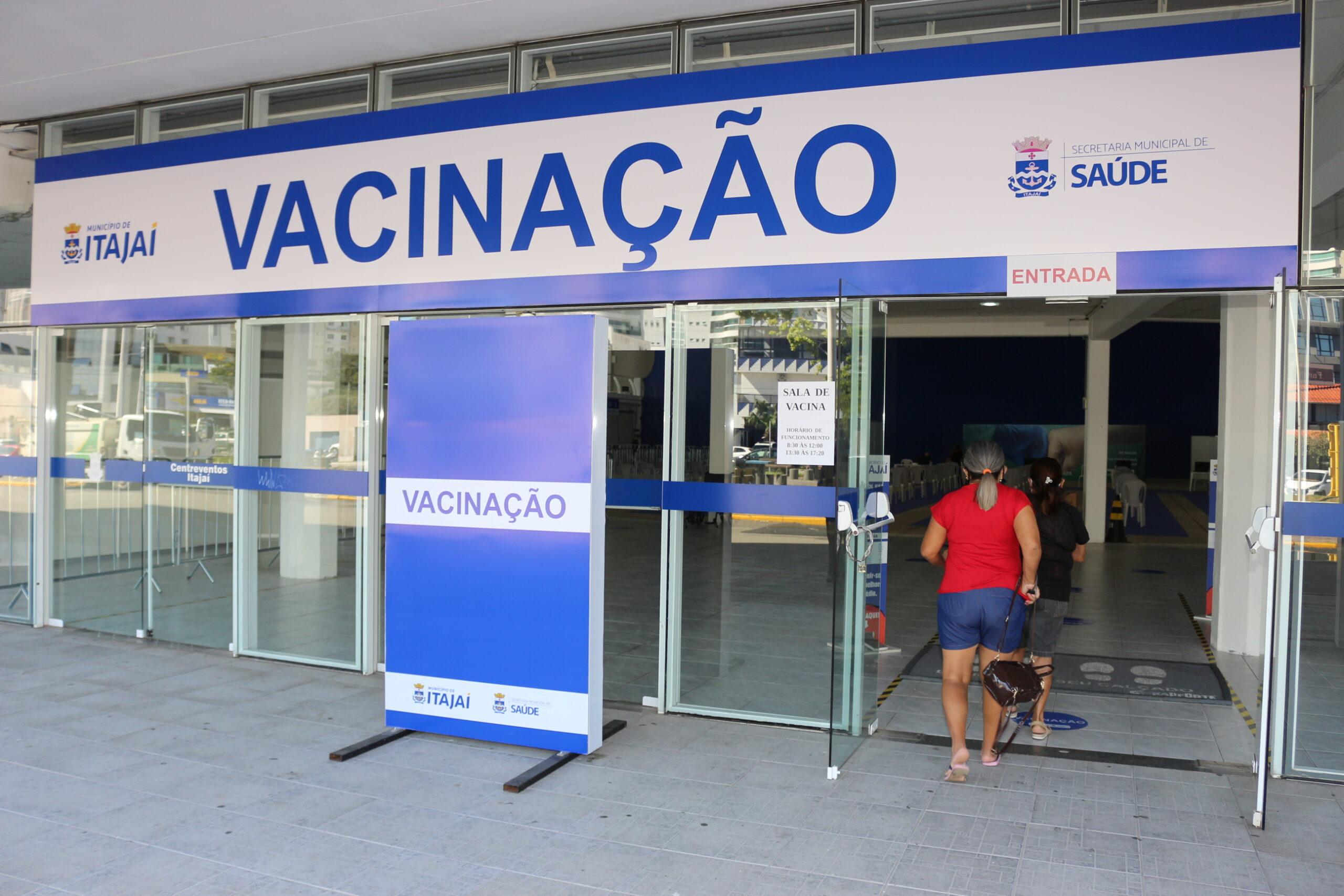 Vacina ITAJAÍ: Confira os grupos prioritários que podem se vacinar contra Covid-19 em Itajaí