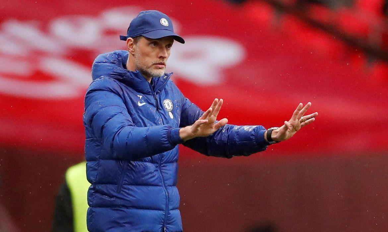 Campeonato Inglês: Técnico do Chelsea acredita na classificação para a Liga dos Campeões