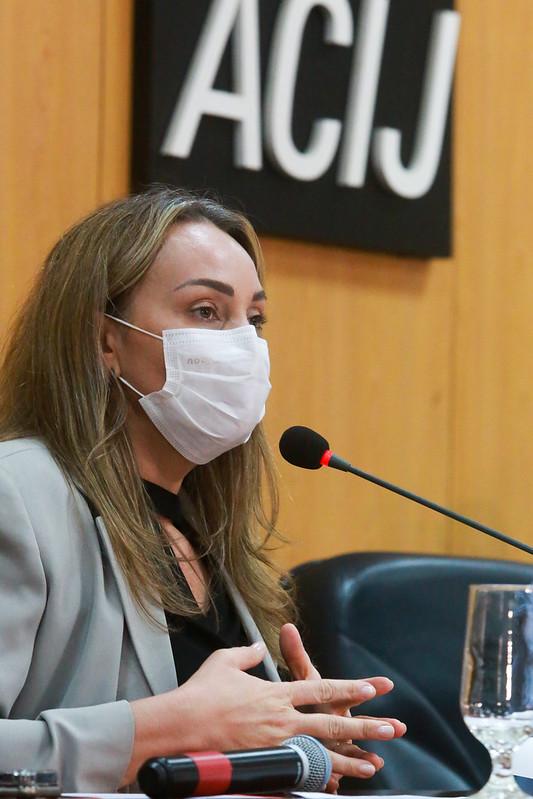 Investimentos para Joinville: A governadora Daniela Reinehr, autoriza convênio de R$ 9 milhões para a construção de ponte que é esperada há duas décadas