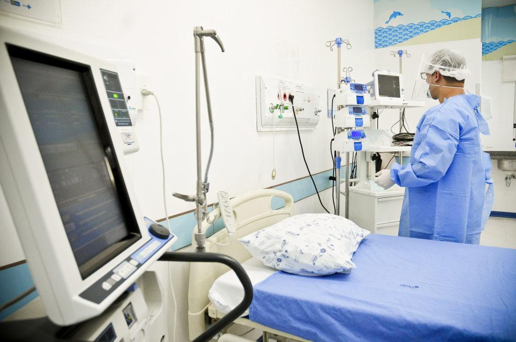 UTIs no Hospital Marieta: Projeto autoriza crédito de R$ 960 mil, recursos são provenientes do provável excesso de arrecadação