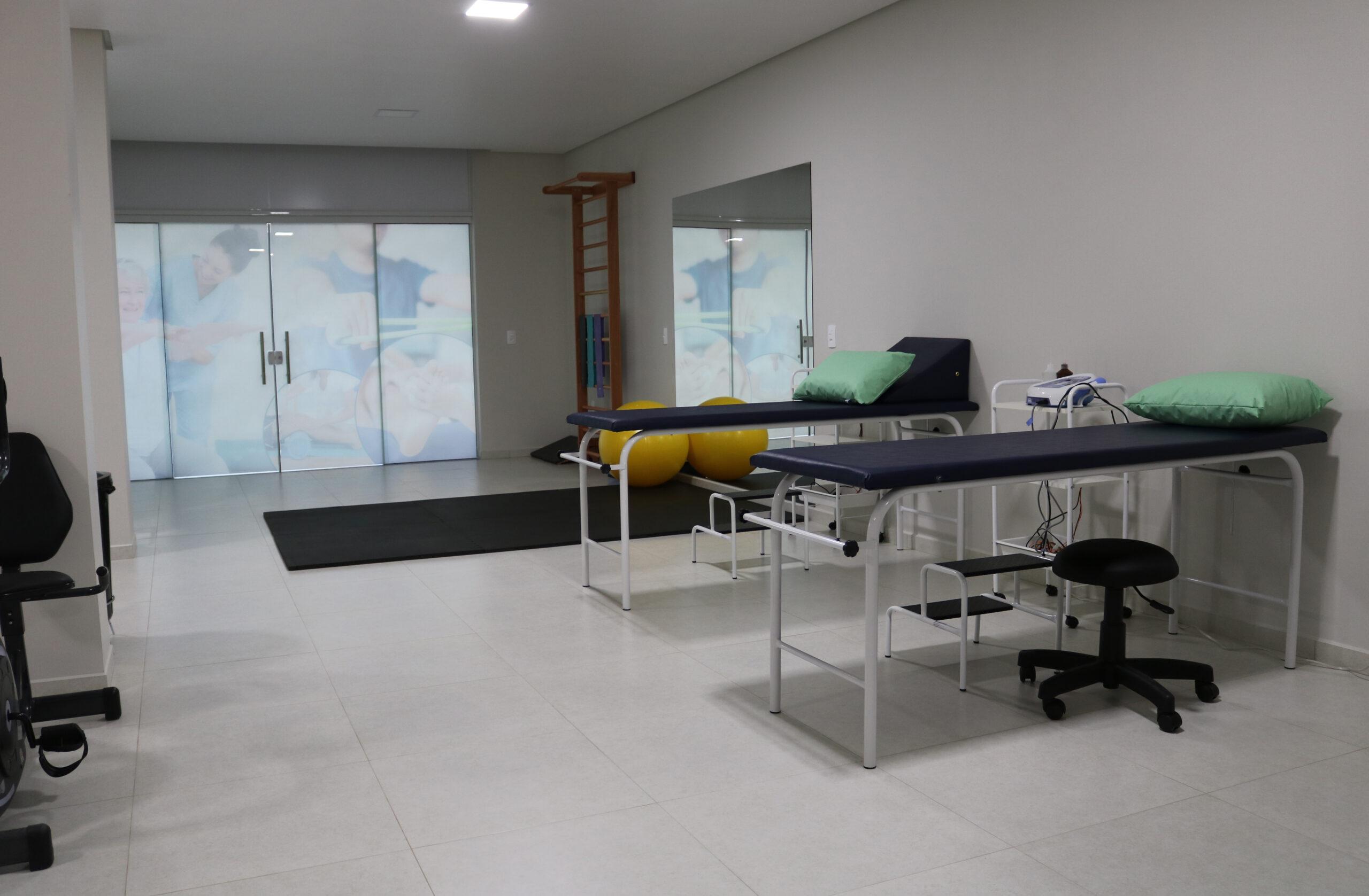 Novo Centro de Fisioterapia é aberto em Luiz Alves
