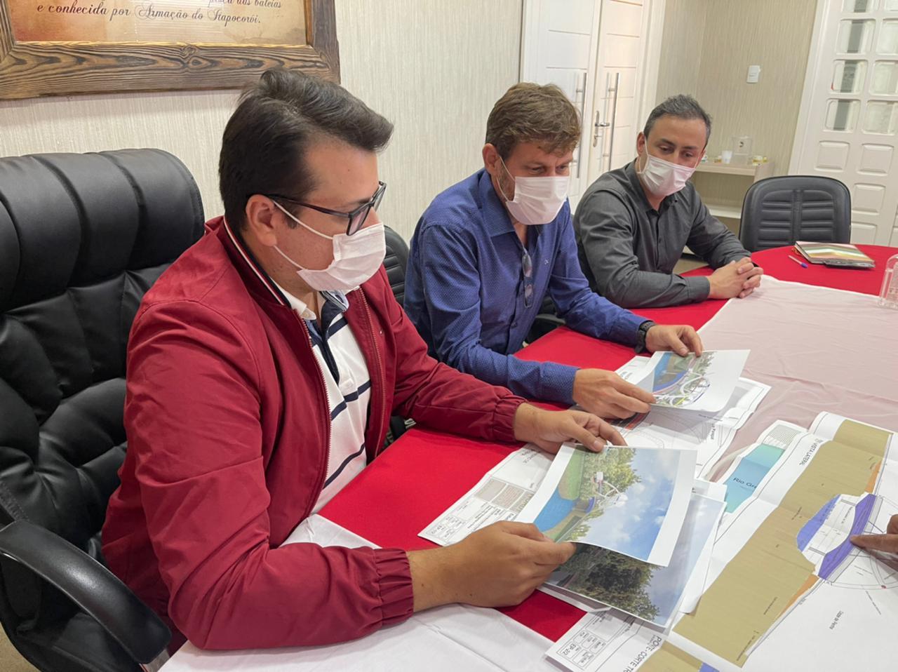 Infraestrutura: Navegantes e Penha aprovam projeto arquitetônico para construção de nova ponte entre os municípios