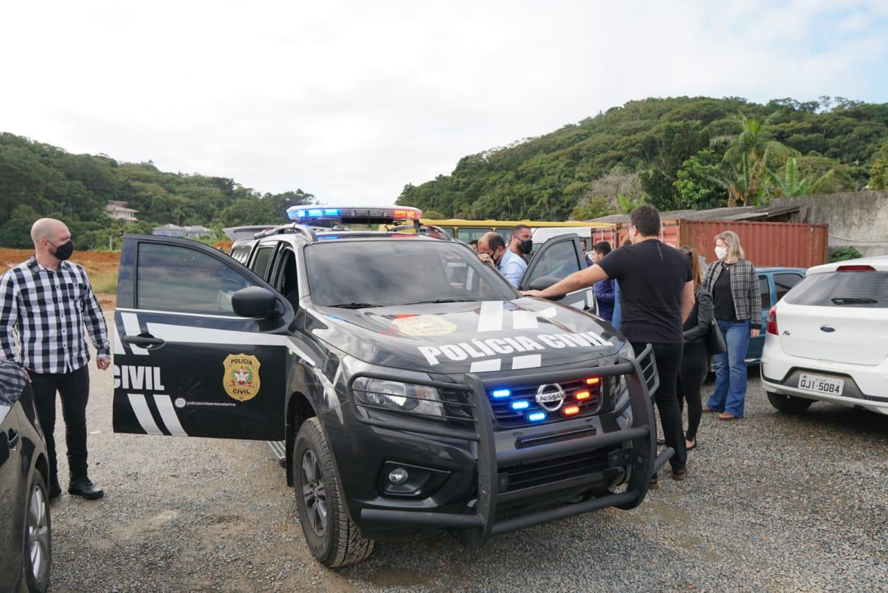 Penha Mais SEGURA: Prefeitura de Penha reforça a segurança pública com entrega de viatura policial