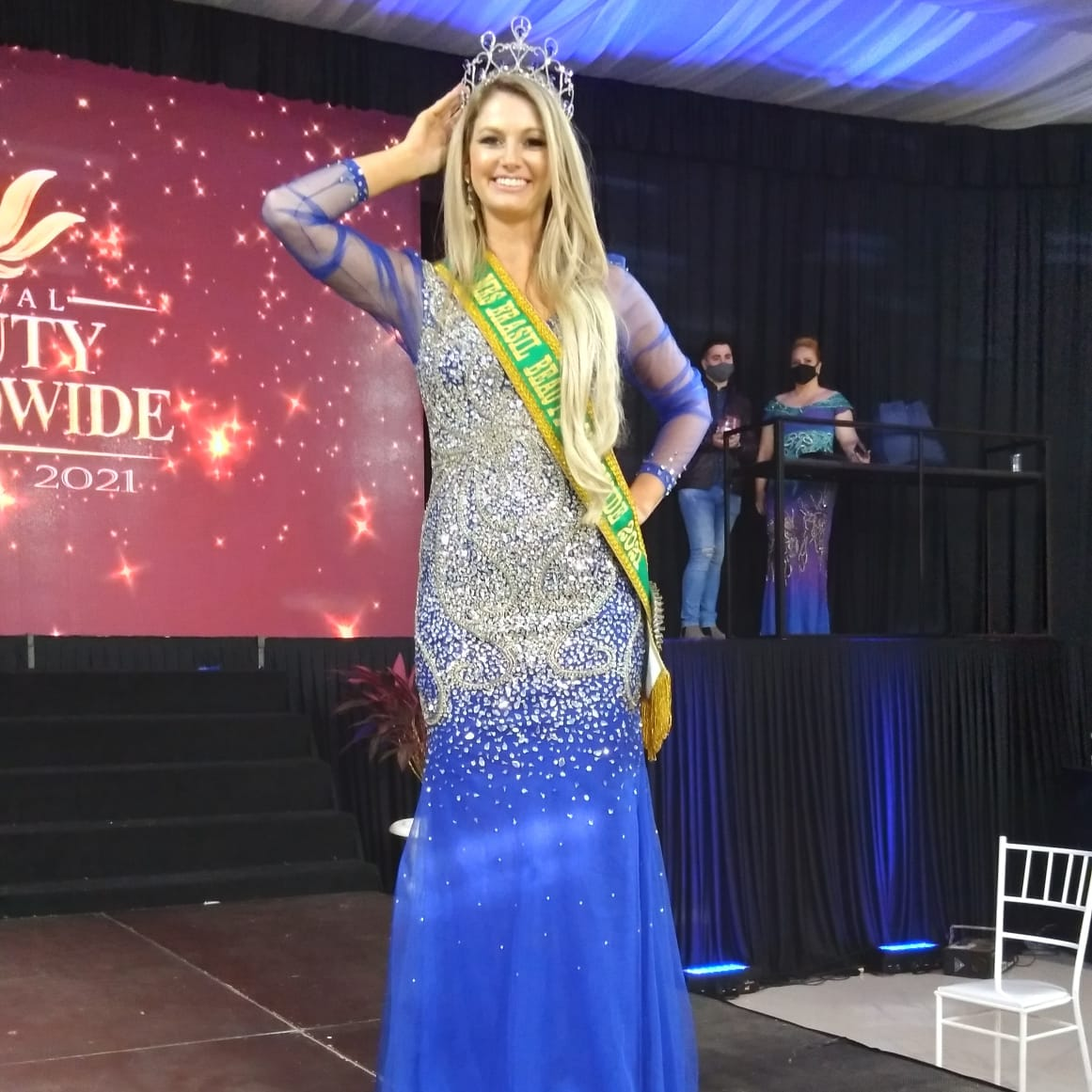 Beauty Worldwide 2021: Luizalvense é a nova Mrs. Miss Brasil