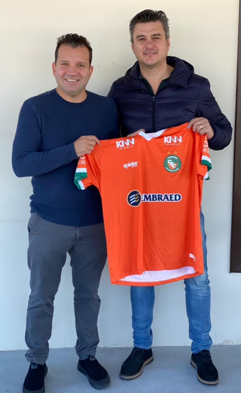 Futebol Catarinense: Camboriú FC firma parceria com Sucess International Marketing Sports