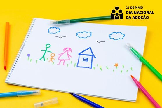 ADOÇÃO um Gesto de Amor: Há 283 crianças e adolescentes aptos para adoção em Santa Catarina, segundo o PJSC
