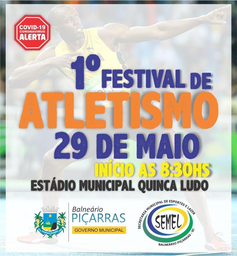 Esportes e Lazer: Semel Promove 1º Festival de Atletismo para alunos da rede municipal neste sábado