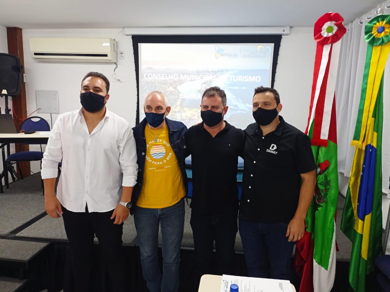 Ação TURISMO: Conselho Municipal de Turismo é criado em Barra Velha
