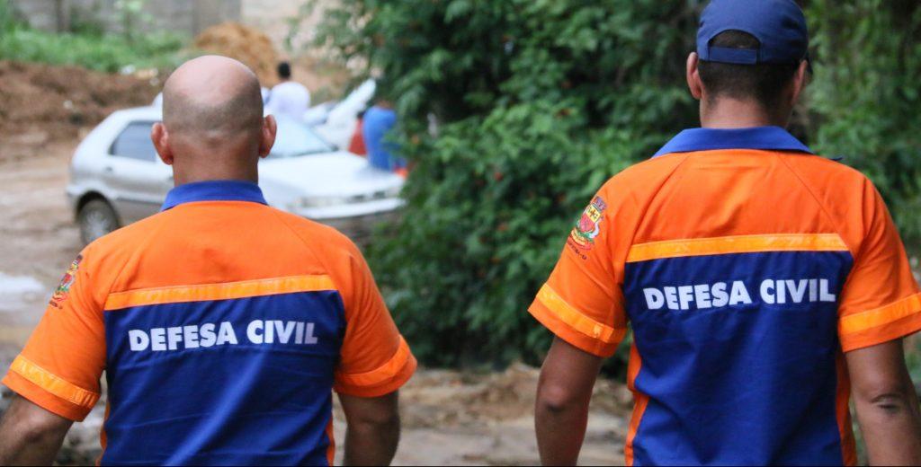 Defesa Civil Nacional libera R$ 1,87 milhão para três cidades atingidas por desastres naturais