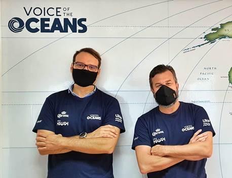 """Expedição """"Voz dos Oceanos"""": Família Schurmann ganha novo aliado na luta pela proteção dos mares"""