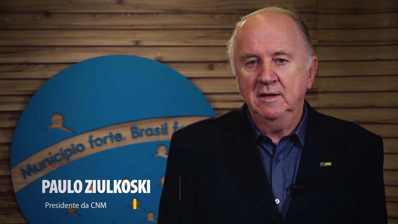 Confederação Nacional de Municípios: Ziulkoski assume Gestão 2021/2024 com foco em pleitos históricos