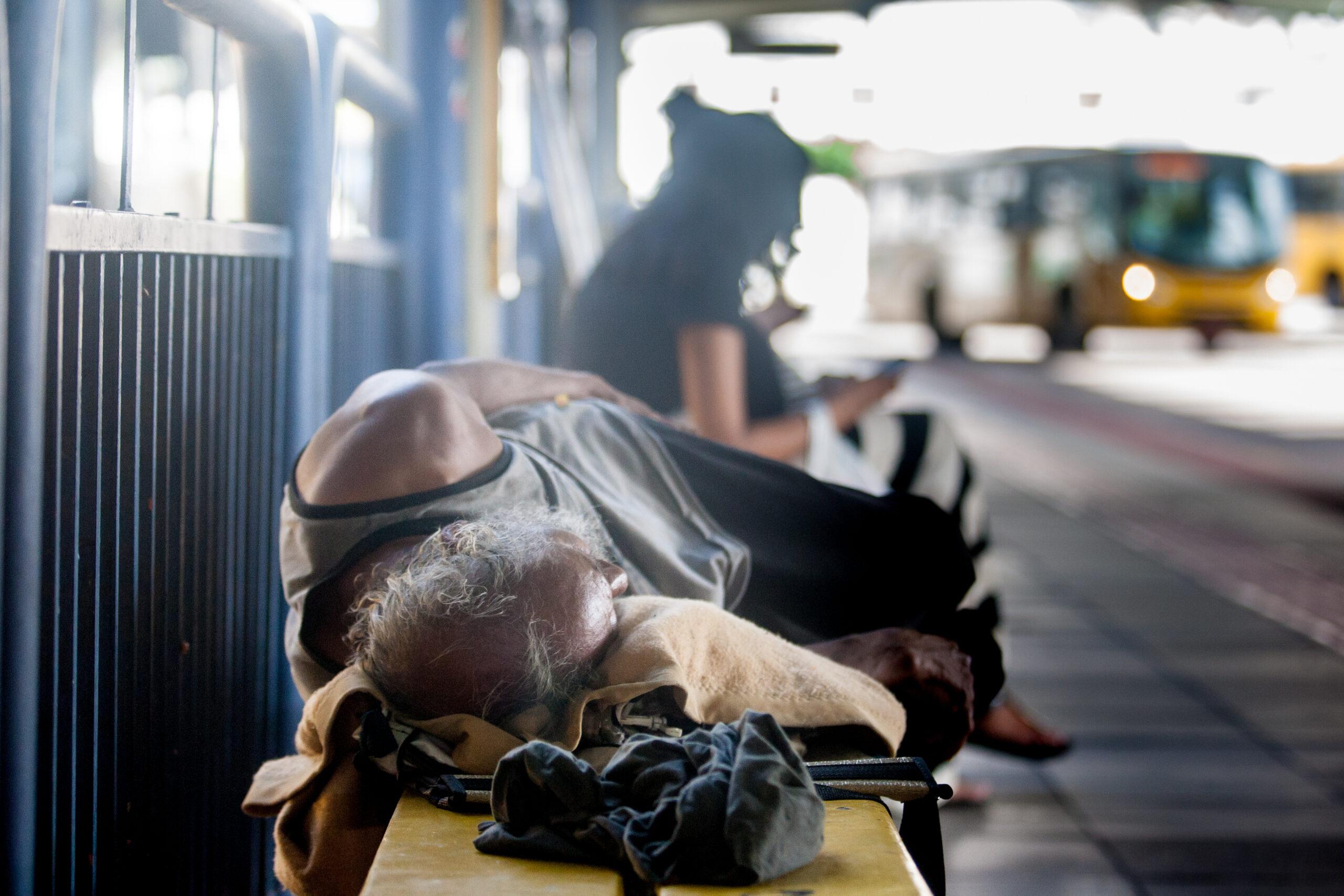 Com a previsão de frio intenso, Prefeitura de Florianópolis oferece mais 45 vagas emergenciais para acolhimento de pessoas em situação de rua