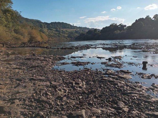 Economize ÁGUA: Seca avança no Oeste e Meio-Oeste catarinense e boletim alerta para uso racional de água