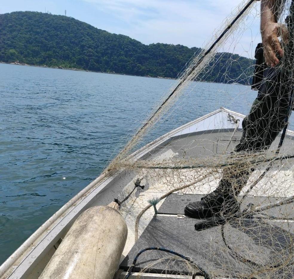 Pesca da Tainha: Fiscalização Ambiental intensifica ações em combate a pesca irregular