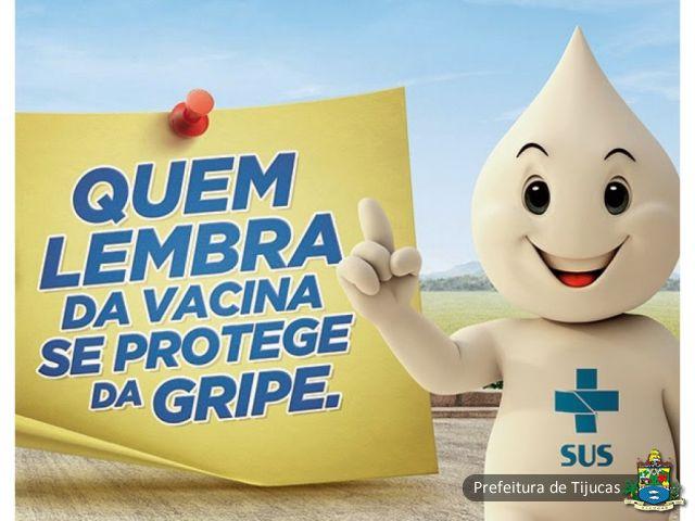 """""""Dia D"""" da vacinação contra a gripe acontece neste sábado em Tijucas"""