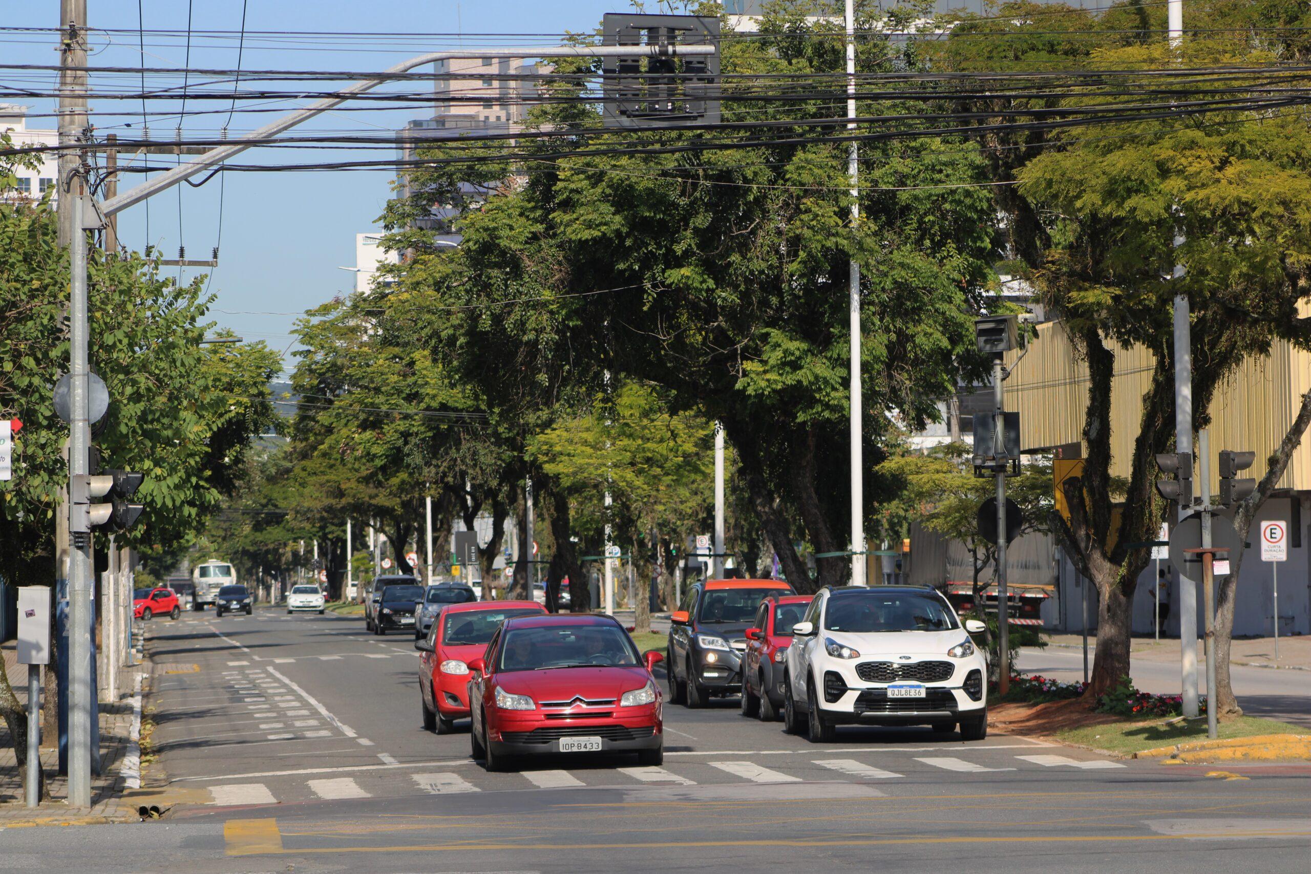 Trânsito de Itajaí: Novo binário das avenidas Marcos Konder e Sete de Setembro inicia nesta segunda