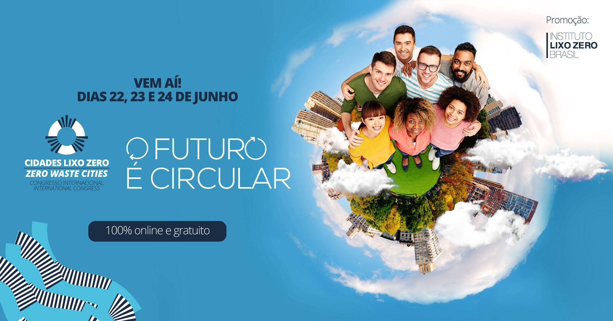 """Sustentabilidade"": Semasa Itajaí marca presença no Congresso Internacional Cidades Lixo Zero"