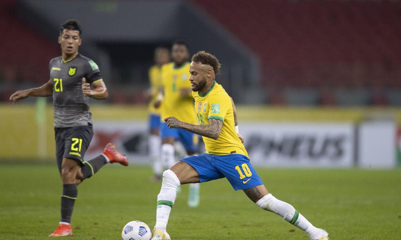 Copa América: já classificado para as quartas, Brasil enfrenta Equador