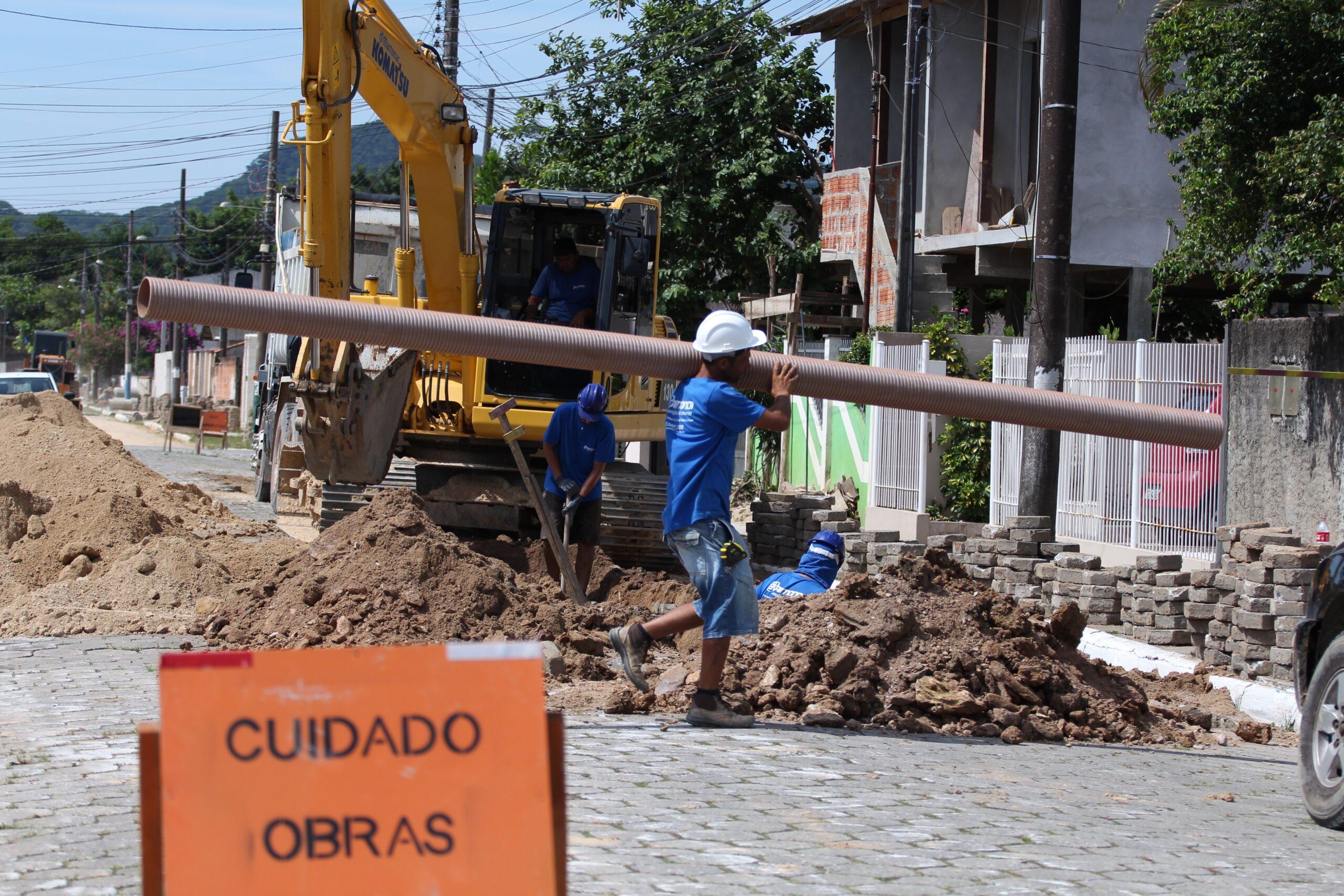 Itajaí 161 anos: Semasa investe no maior programa de saneamento da história