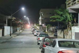 Ruas de Camboriú recebem lâmpadas com potência maior