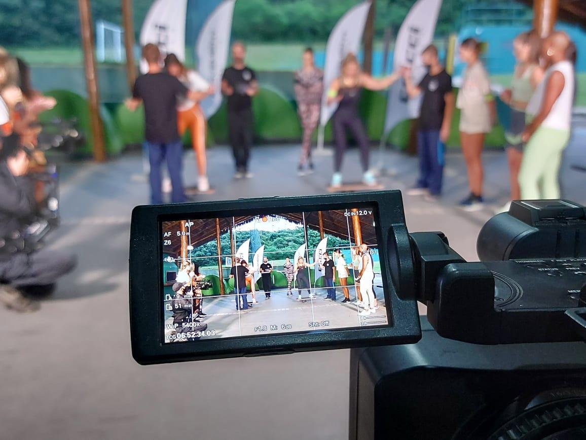 Colcci Fitness: Costão do Santinho Resort é cenário da gravação do Movement Experience
