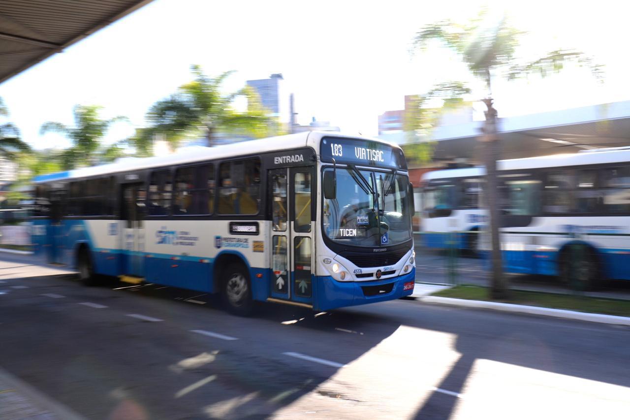 Transporte Coletivo: Prefeitura de Florianópolis altera linhas de ônibus que passavam na estrada da Vargem Grande durante obras