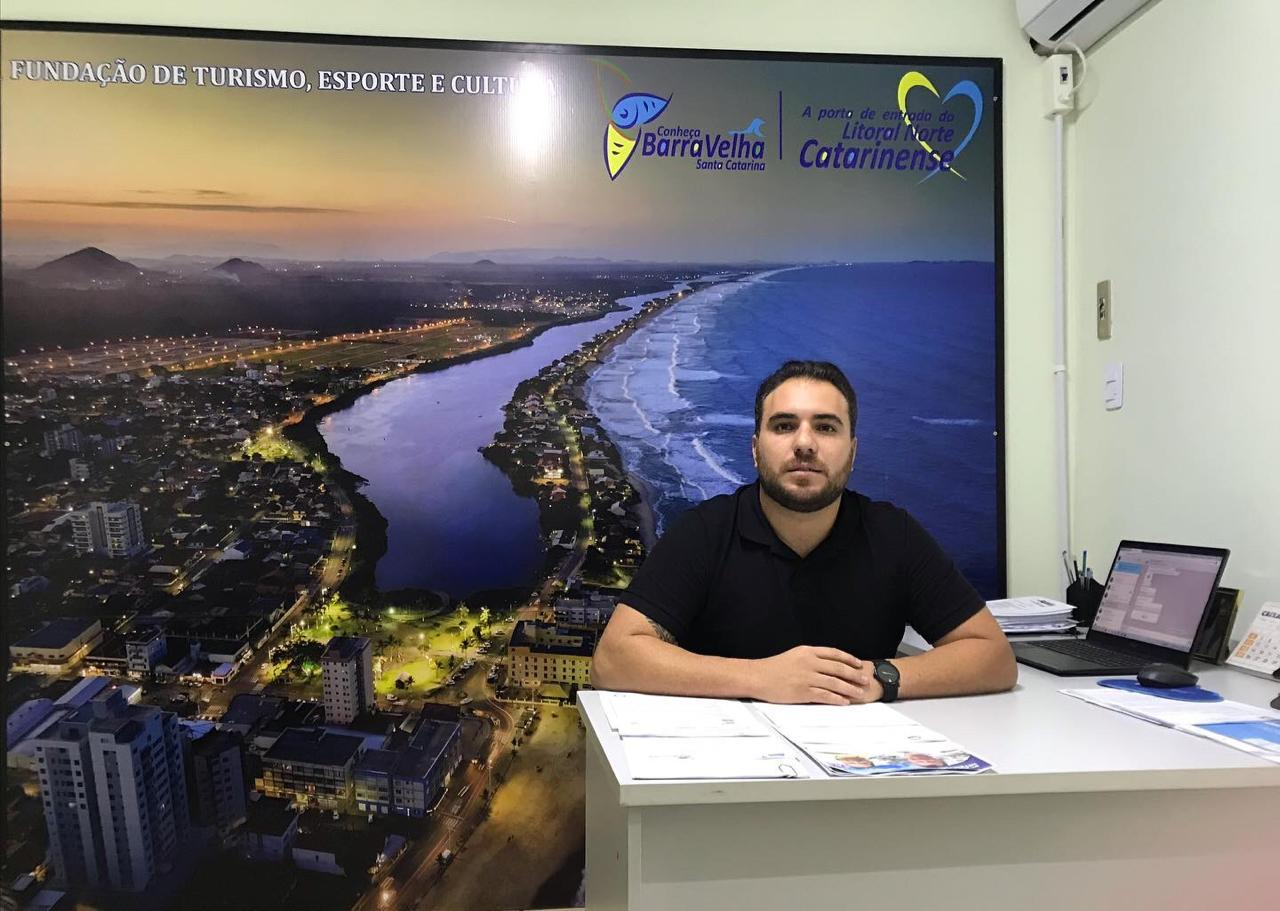 """""""Turismo Seguro"""" em Barra Velha: Colegiado se reuniu para apresentar a nova diretoria"""