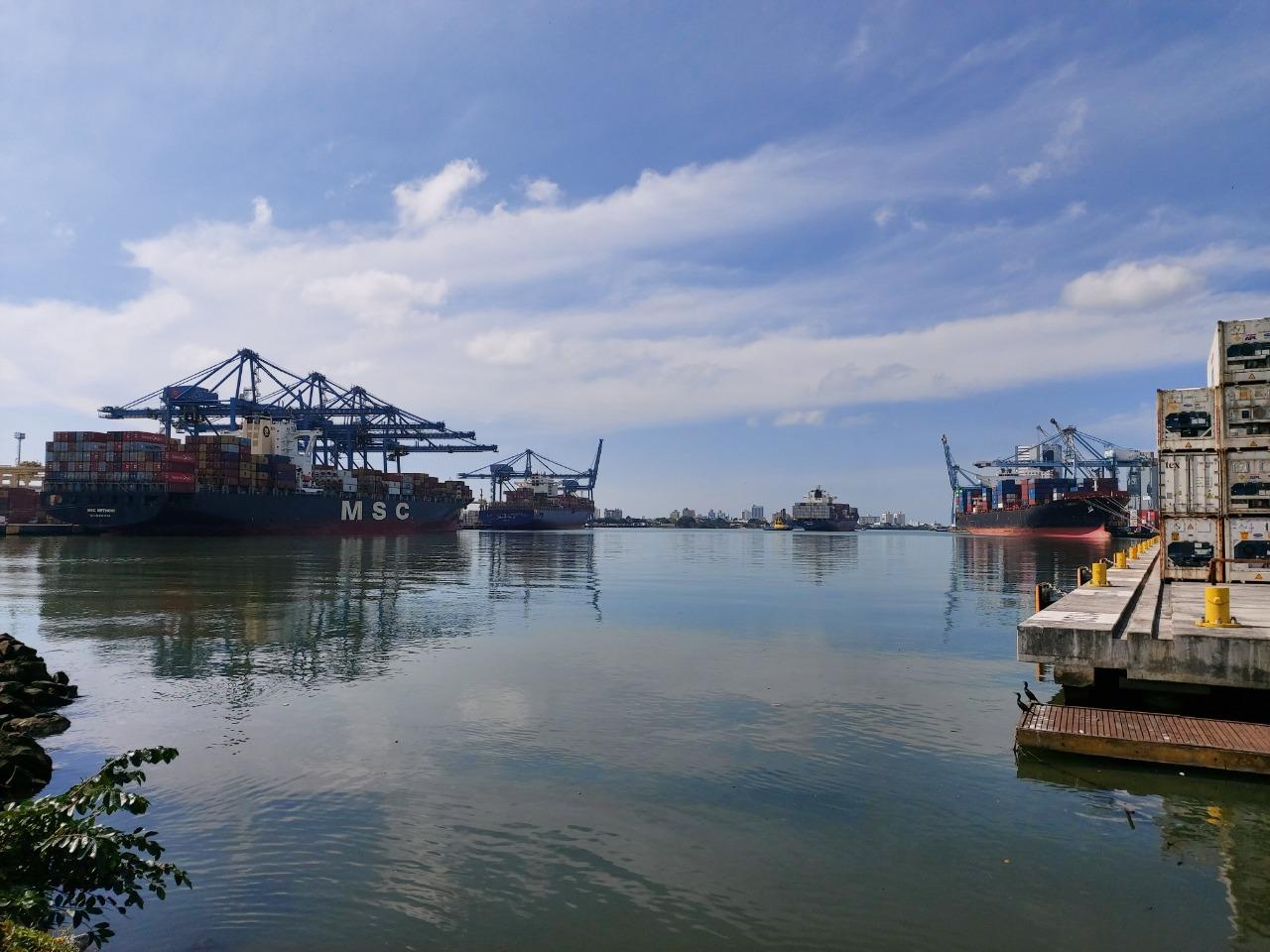 Recuperação da Economia: Complexo Portuário de Itajaí e Navegantes atingem marca histórica na movimentação de toneladas