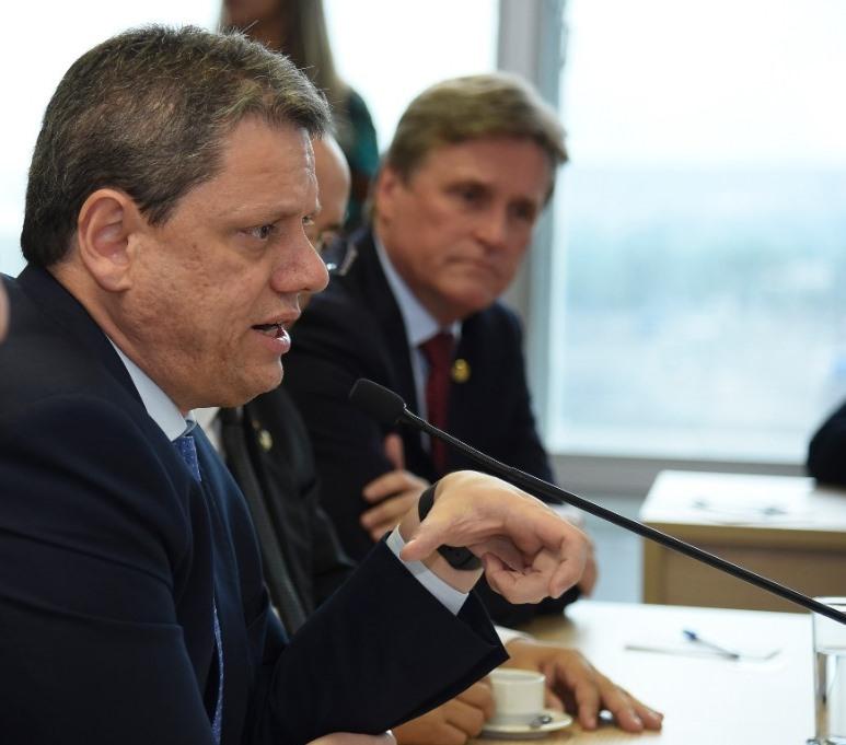 """""""BR-282"""" entre Lages e Florianópolis: Dário cobrará a implantação de terceira-faixa em pontos críticos"""
