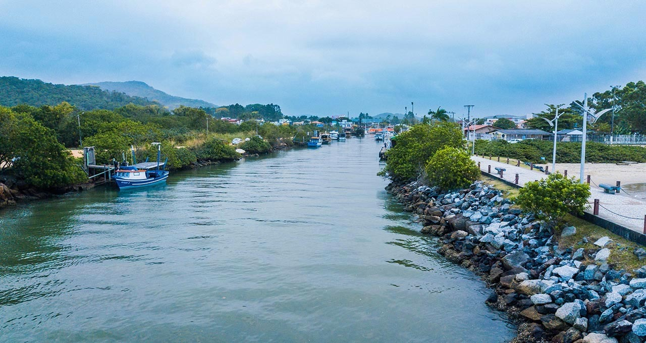 Instituto do Meio Ambiente irá estudar Rio Piçarras em parceria com Museu Oceanográfico Univali