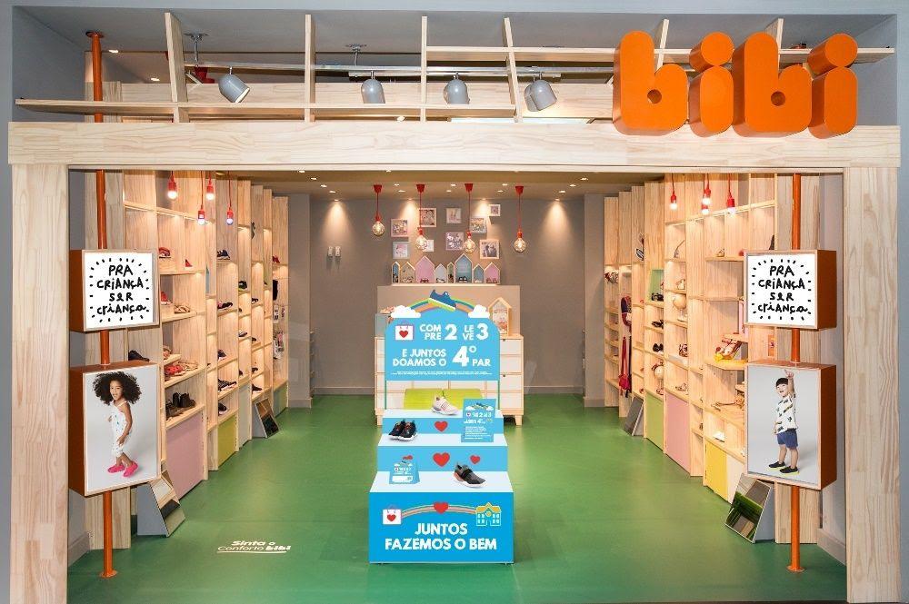 """""""Ação Social"""": Bibi promove ação para doar pares de calçados para instituições de ensino"""