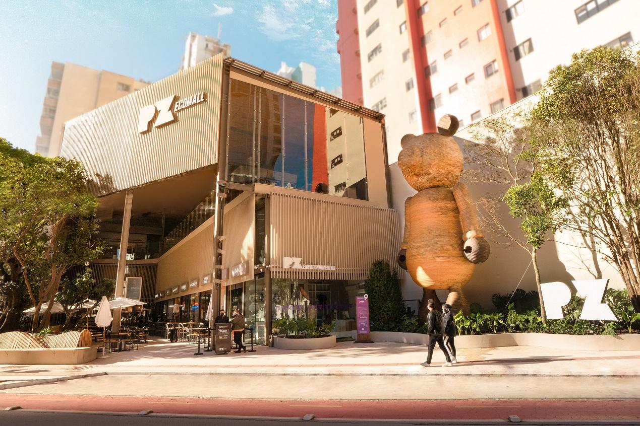 PZ Ecomall: primeiro espaço gastronômico sustentável do Brasil