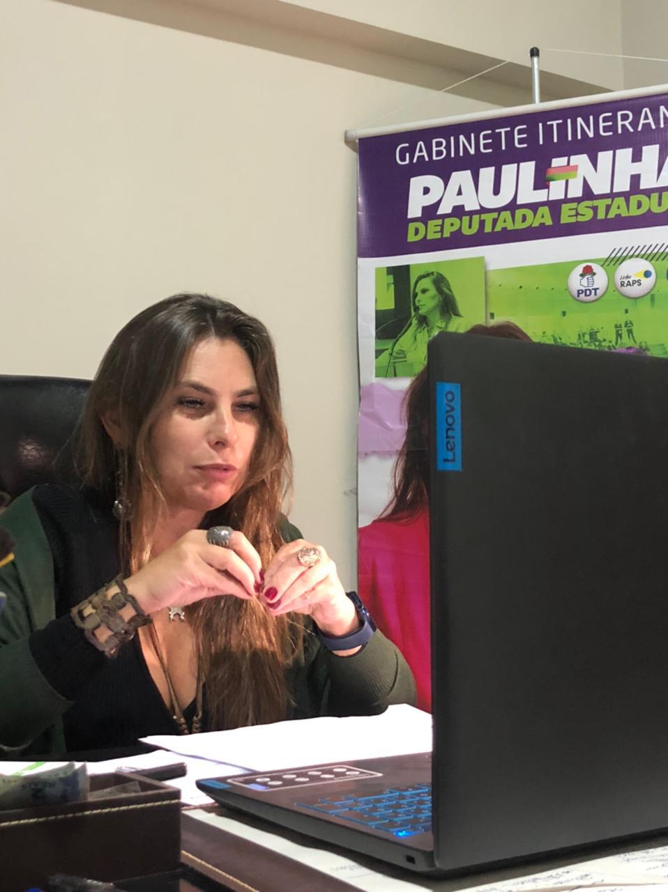 Com relatoria da deputada Paulinha, PL que altera Código de Proteção aos Animais avança no Parlamento