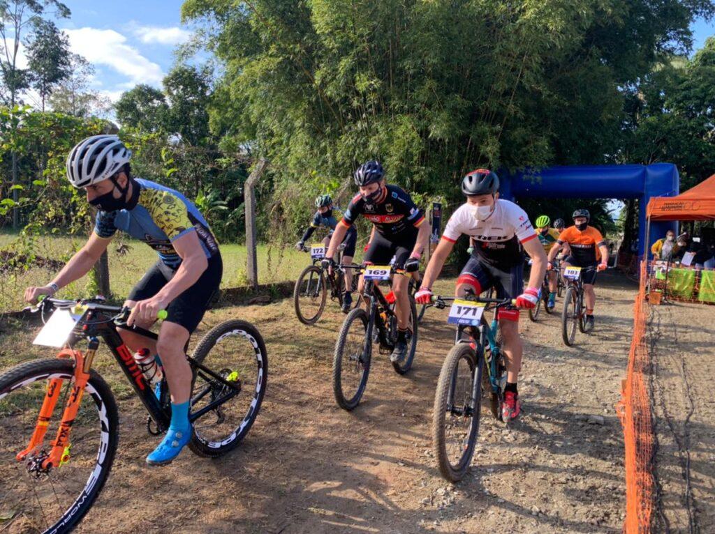 Itapema a recebeu 2ª etapa do Ranking Catarinense de Mountain Bike XCO