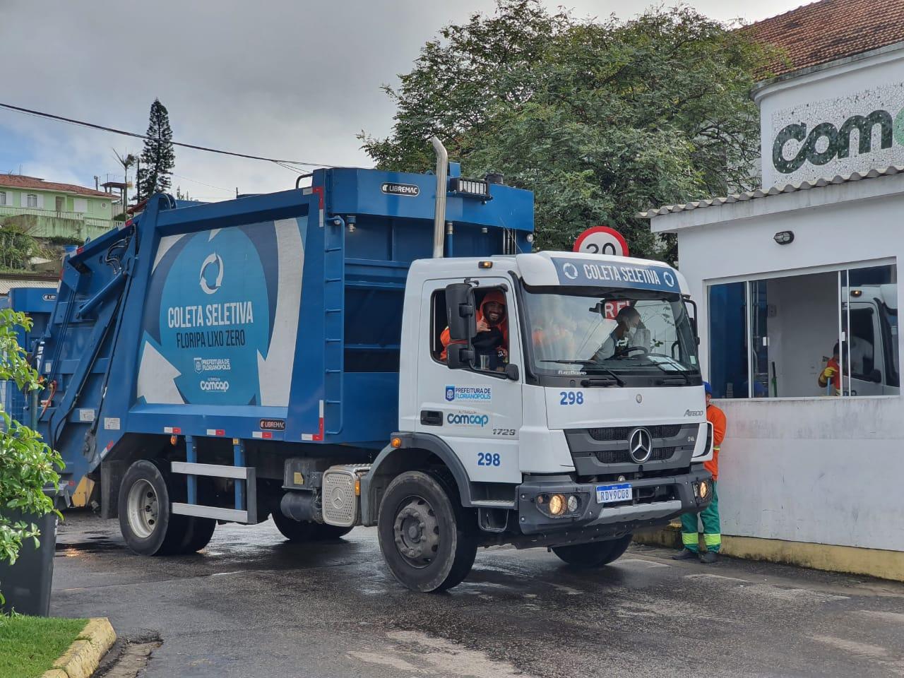 Expansão da seletiva: coleta de recicláveis atende mais 50 ruas