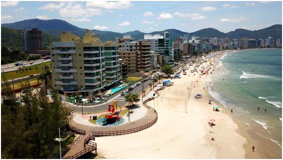 """""""Viaje+SeguroSC"""": Itapema é certificada internacionalmente pelo Selo Safe Travels"""